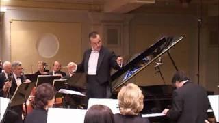 Dainius Pavilionis S.Rachmaninov Concerto No. 2. Part III:  Allegro scherzando