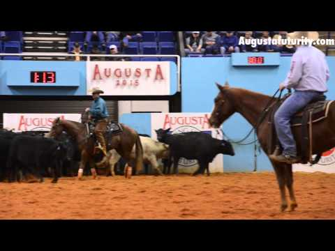 2015 Augusta Futurity - 5/6 Year-Old Classic Open Finals