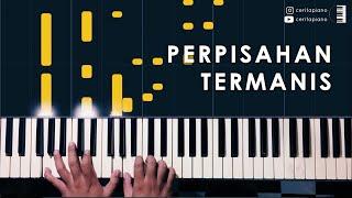 Download lagu Lovarian - Perpisahan Termanis (Piano Tutorial)