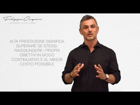 3 caratteristiche per raggiungere l'alta prestazione - Dr Filippo Ongaro
