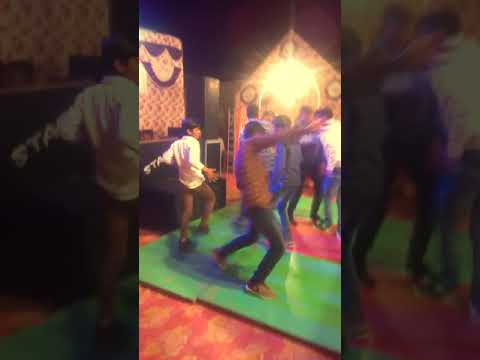Barat dance on DJ floor
