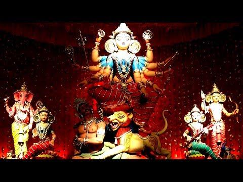 Durga Puja 2017 | FD Park Saltlake | Kolkata Durga Puja Porikroma