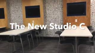 Studio C: LZHS Unveils New Student Collaboration Space