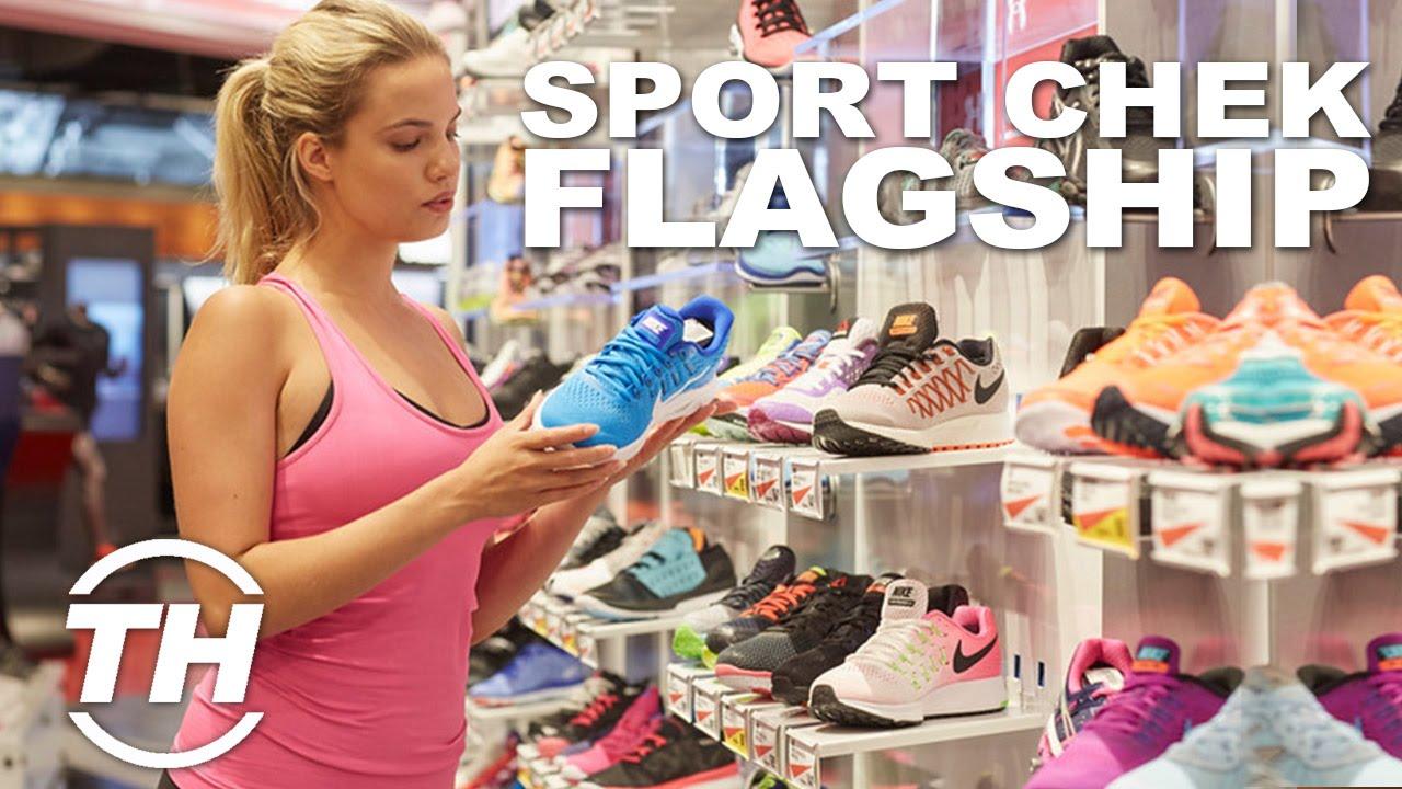 Sport Chek Flagship