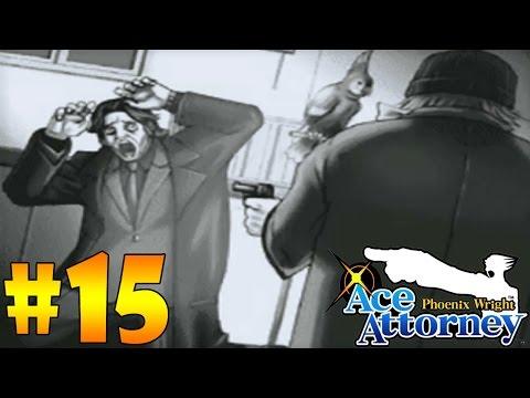 "Phoenix Wright Ace Attorney| Walkthrough Español | Parte 15 ""Un plan perfecto"""