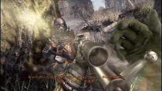 ダークワン捕獲作戦をアンナ視点で描くシナリオ。 主人公アルチョムを第三者視点で見ることができる。 『Metro: Last Light Redux』再生リスト ...