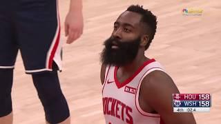 Washington Wizards vs Houston Rockets | October 30 2019