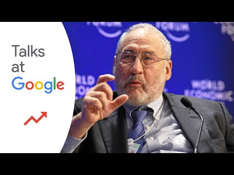"Joseph Stiglitz: ""Making Globalization Work"" 