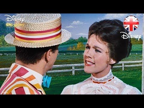 DISNEY SING-ALONGS | Supercalifragilisticexpialidocious - Mary Poppins | Official Disney UK Mp3
