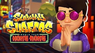 SUBWAY SURFERS HONG KONG (YUTANI) ANDROID/IOS GAME PLAY #52 HD