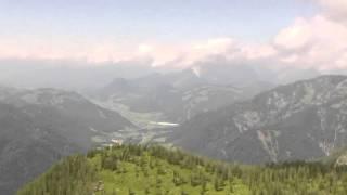 Waidring Steinplatte Triassic Park Tirol Austria