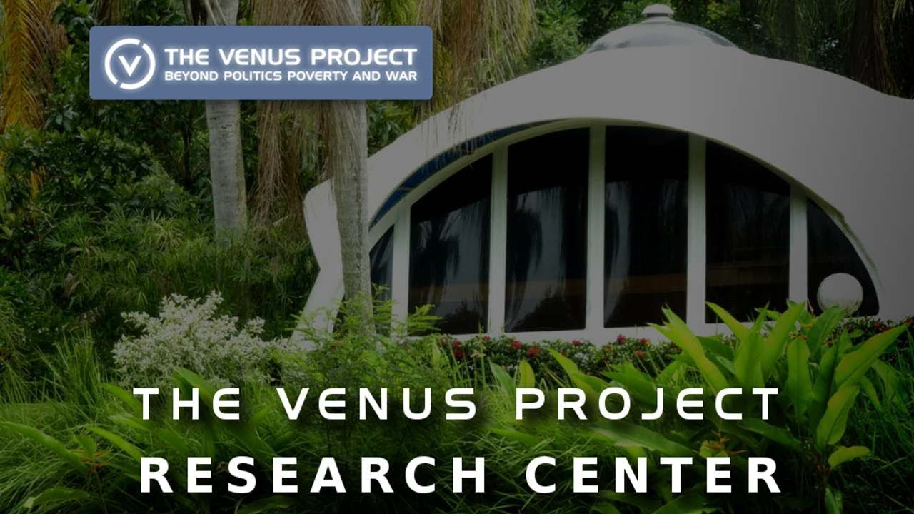 Center for Resource Management   The Venus Project