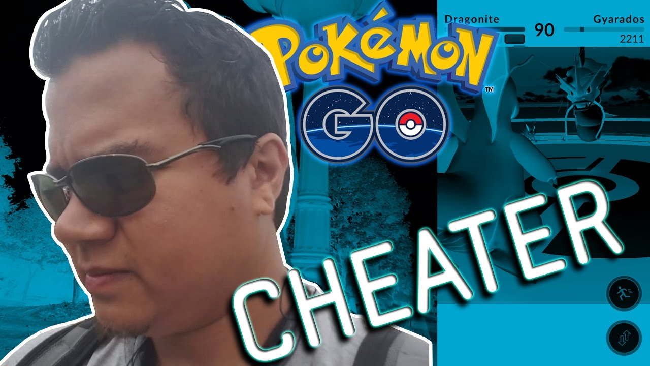 TRYING TO CATCH A CHEATER! GPS SPOOFER! Pokemon GO! EP40
