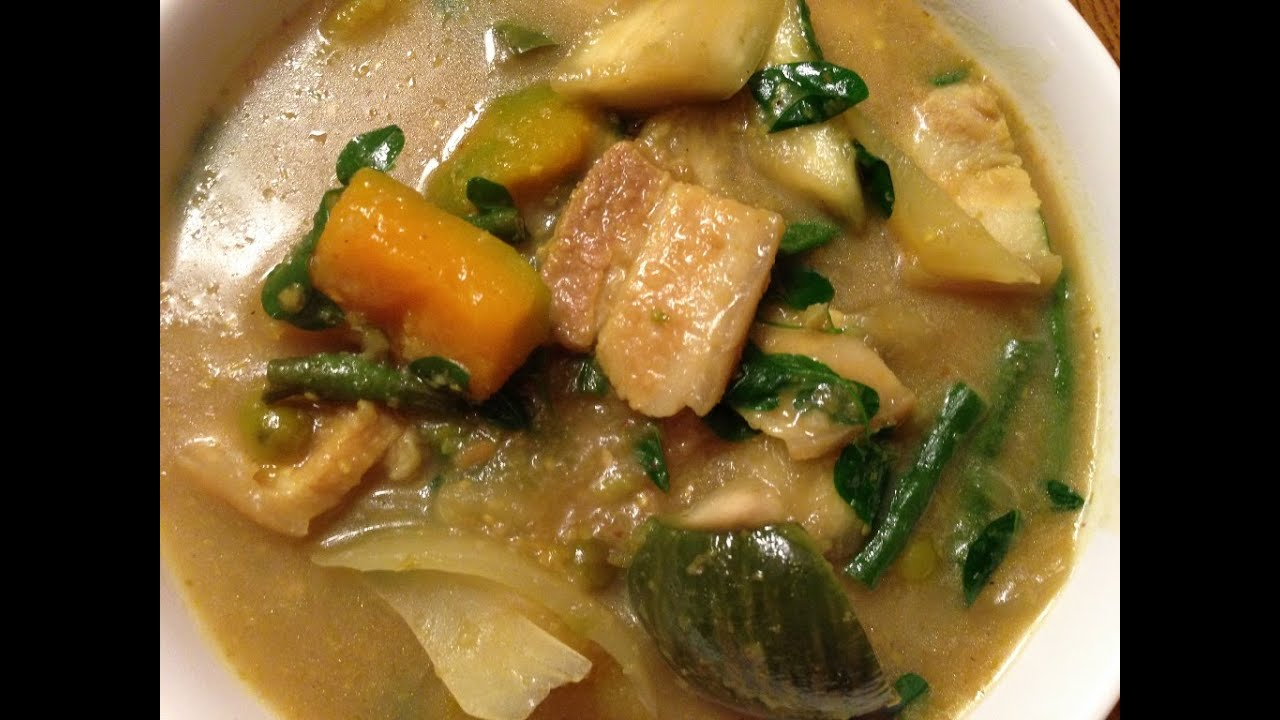 Traditional Khmer Food Recipes