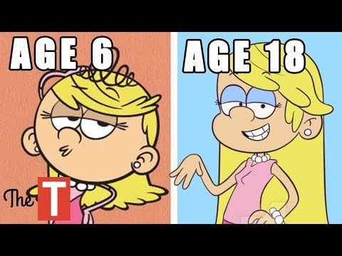 Thumbnail: The Loud House Reimagined As Kids, Teenagers, Adults And Parents
