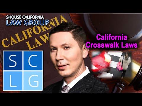 Pedestrian hit while crossing road? – California's Pedestrian Crosswalk Laws