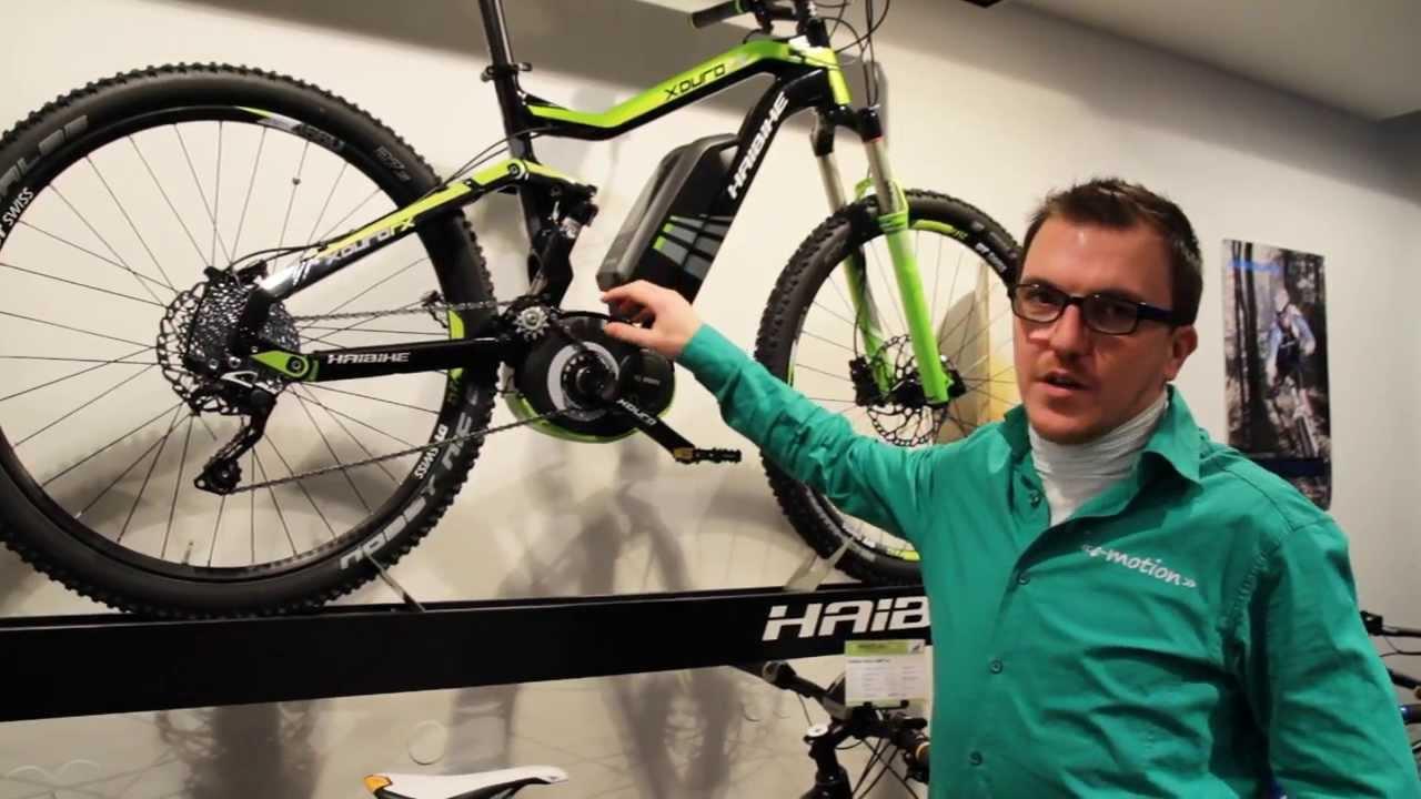 haibike xduro fs rx 27 5 e bike fully mit dem neuen bosch. Black Bedroom Furniture Sets. Home Design Ideas