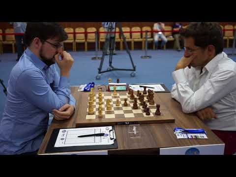 Aronian's fantastic opening prep, Ding Liren's 6.b3!? Game two of Semi-finals!