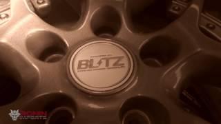"Sexy! 18"" Blitz 03 - Imported Japanese Wheels"