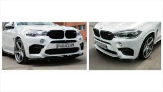 BMW X5M F85 PARADIGM by BRANDTuning.ru