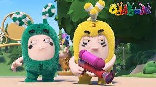 Oddbods Full Episode - Oddbods Full Movie | Sickbods | Funny Cartoons For Kids