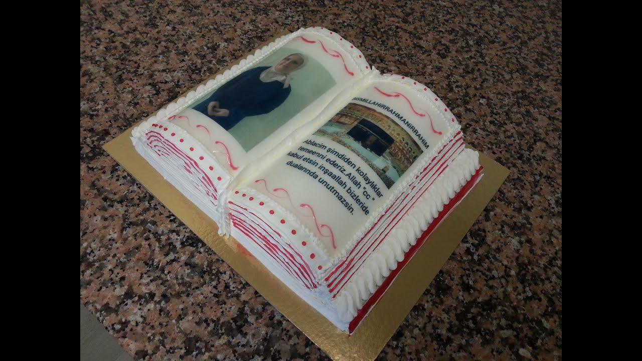 Préférence Gateau en Forme de Livre-Kitap Şekilli Pasta Yapımı [HD] - YouTube DG21