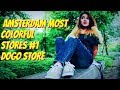 Dogo Store: Most Colorful Stores in Amsterdam! EP. 1