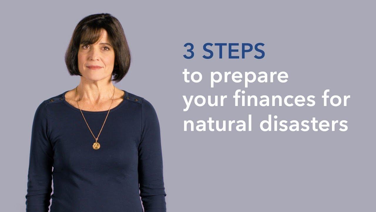 Financial Preparedness | Ready gov