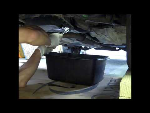 ATF change on a 2008 Subaru Outback