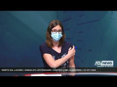 MORTO SUL LAVORO, I SINDACATI:«POTENZIARE I CONTROLLI NELLE AZIENDE» | 21/07/2021