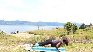 Day 3 || Senam Yoga untuk Fit dan Bugar