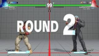 SF V Ryu (Dantrax) vs Urien