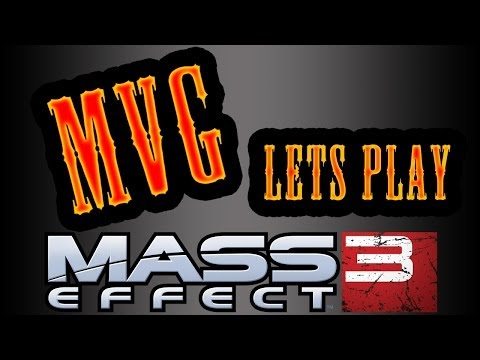 Lets Play - Mass Effect 3 Ep 1