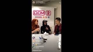 Вика Берникова о Мите, Феофилактовой и бывшем, прямой эфир Instagram 28-11-2017