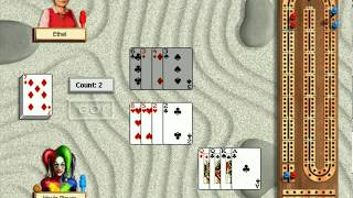 Hoyle Card Games: Cribbage