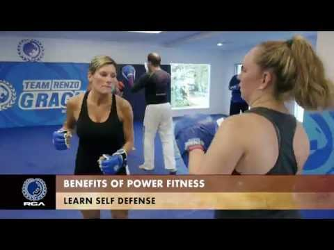 Renzo Gracie New Hampshire - Gracie Jui Jitsu Power Fitness commercial