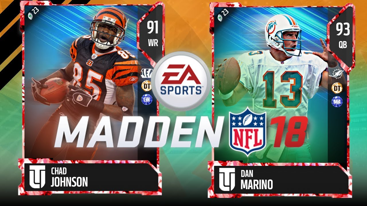 2 NEW CONFIRMED LEGENDS IN MADDEN 18 Madden 18