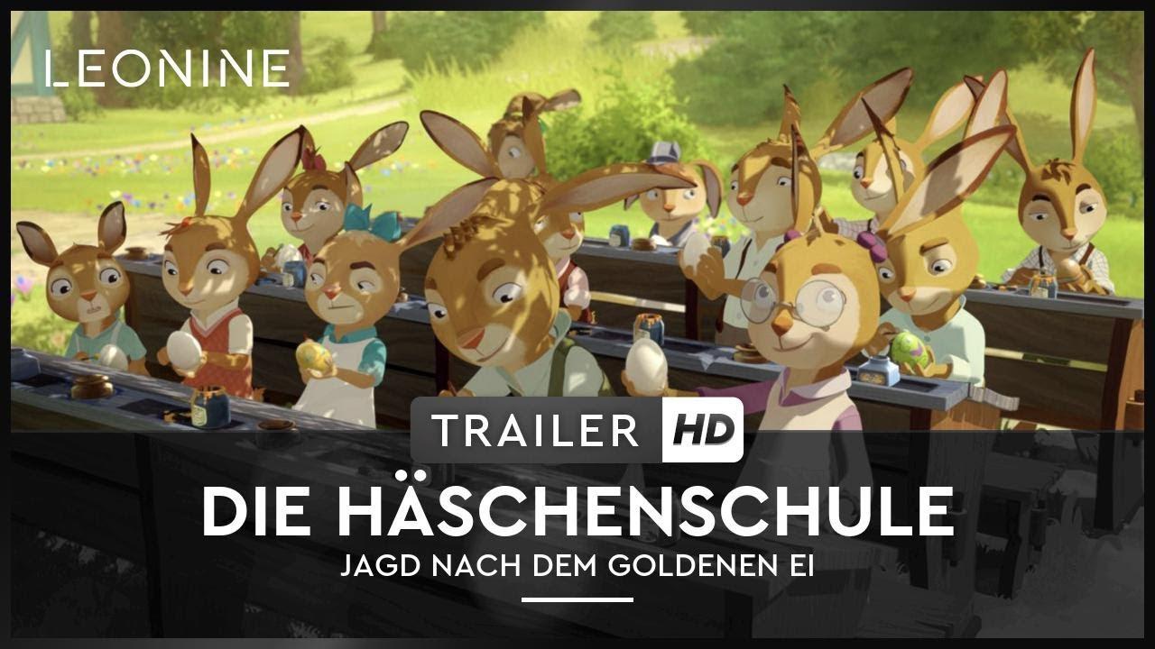 Die Häschenschule Jagd Nach Dem Goldenen Ei Trailer Deutsch