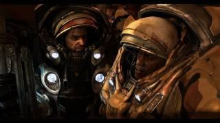 StarCraft 2: Saving Warfield on Char in 1080p