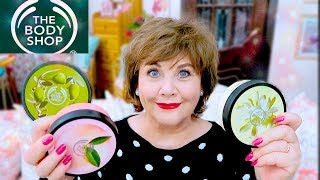 THE BODY SHOP  -  ОБЗОР МАСЕЛ ДЛЯ ТЕЛА