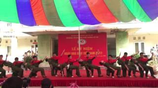 """"""" Cúc ơi """" giải đặc biệt - 12A4 THPT Lê Lợi Hà Đông (20/11/2016)"""
