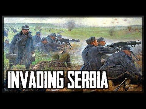 INVADING SERBIA - kosic12's Missions Mod - Battle of Empires : 1914-1918