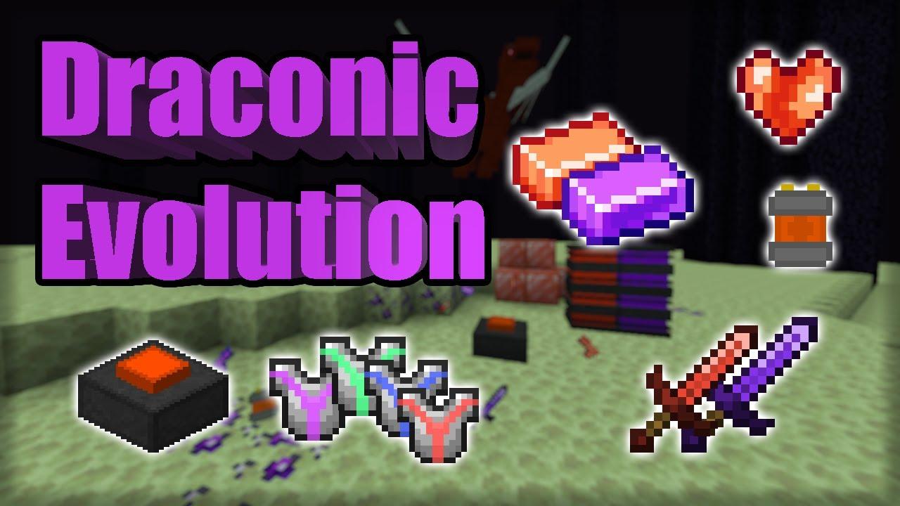 Draconic Evolution