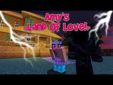 Amy's Land Of Love! Ep.163 THE GHOST HOUSE! | Amy Lee33