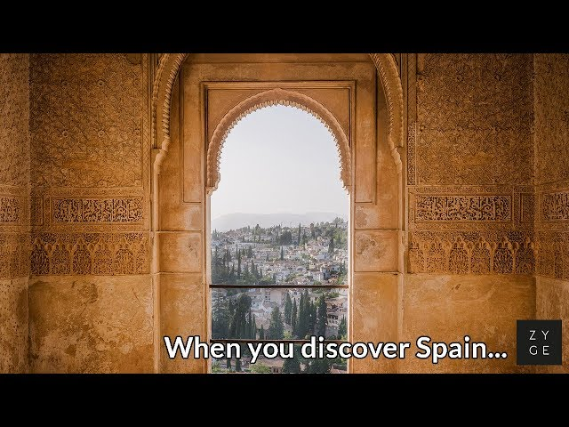 When you discover Spain | Z-Yachting & Golf Estates