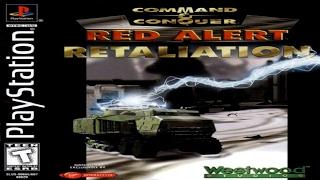 Red Alert Retaliation Soviets All Story CutScenes Movie - Red Alert Retaliation Soviet End Cutscenes