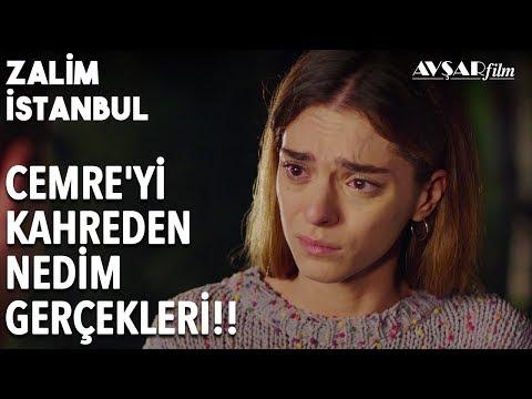 Nedim Cemre'ye Kavuştu! Cemre Yüzünden İyileşemiyor | Zalim İstanbul 16. Bölüm