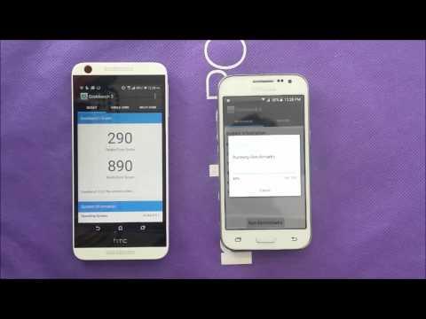 Comparison HTC desire 626s with Samsung core Prime for Metro Pcs