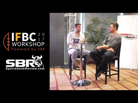 IFBC 2017: Clay Travis Interviews Johnny Manziel & Discusses the Future of Sports Betting
