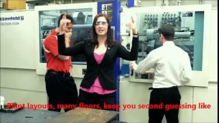 IE Baby - Blank Space Parody (Industrial Engineering Style)